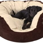 Knuffelwuff-Dog-Bed-Dooly-L-to-XXL-Very-Soft-Padded-0