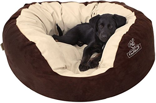 Knuffelwuff Dog Bed Dooly L to XXL Very Soft Padded