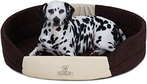 Knuffelwuff Foam Dog Bed Mia Size: M to XXL