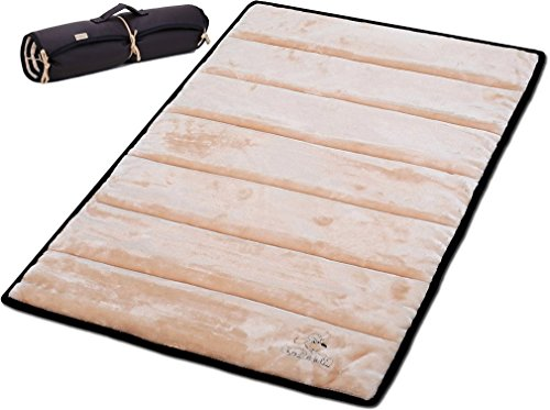 Knuffelwuff Portable Dog Mat Linea Travel Mat - L to XXL