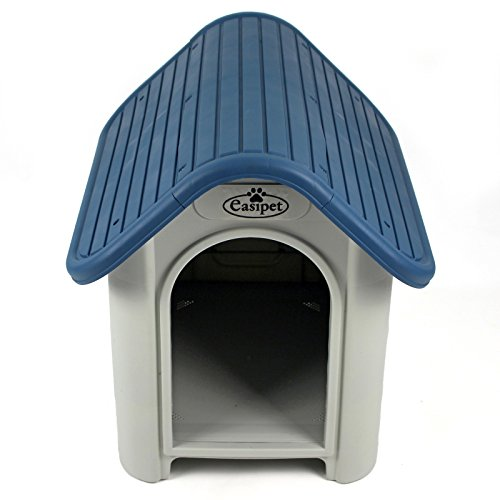 Plastic Dog Kennel Weatherproof For Indoor And Outdoor Use