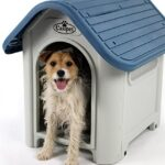 Plastic-Dog-Kennel-Weatherproof-for-Indoor-and-Outdoor-Use-940-Only-Far-East-Direct-UK-supplies-Easipet-branded-item-Product-code-FED-21940-0