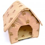 Portable Folding Dog House - A Portable Kennel for your pet