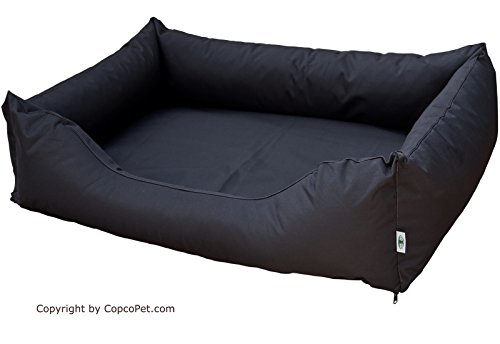 "CopcoPet ""Max"" Dog Bed Made in Very Sturdy Cordura Material"
