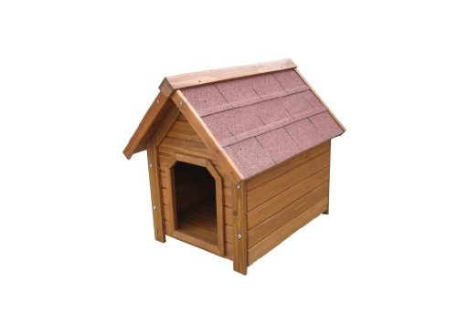 Dog Kennel, Medium Outdoor Wooden Dog Kennel, Lazy bones LB-311