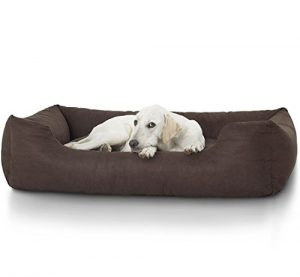 Knuffelwuff The Best Dog Mira Printed Dog Bed _P