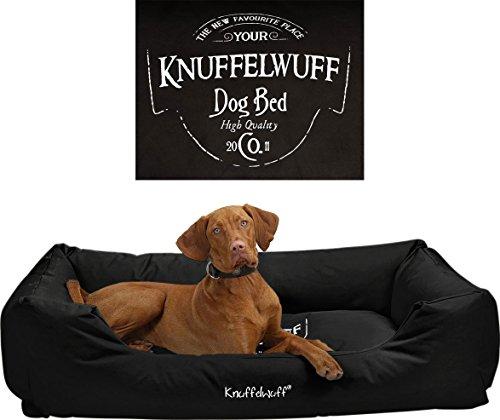 Knuffelwuff Waterproof Printed Dog Bed