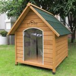 Pets Imperial® Medium Wooden Sussex Dog Kennel With Removable Floor For Easy Cleaning B