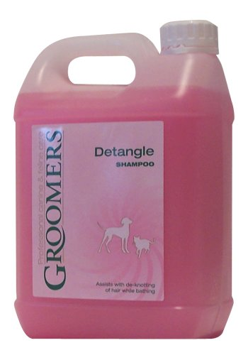 Groomers Detangle Shampoo 2.5 litre