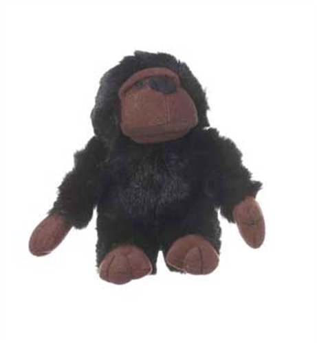 Happy Pet Look Who'S Talking - Chimp Dog Toy