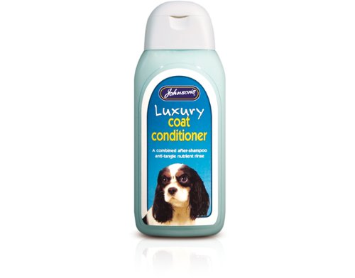 Johnsons Luxury Coat Conditioner 200ml