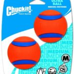 ChuckIt! Ultra Balls Classic 2-Pack