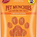 Pet Munchies Chicken Strips 100 g (Pack of 8)