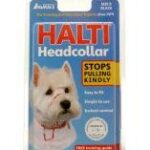 Halti Head Collar & Link For Dogs Size 0 Black