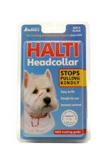 Halti Head Collar & Link For Dogs Size 0 Black