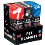 151 Pet Blanket For Dogs, Cats (Styles and Colors may Vary)