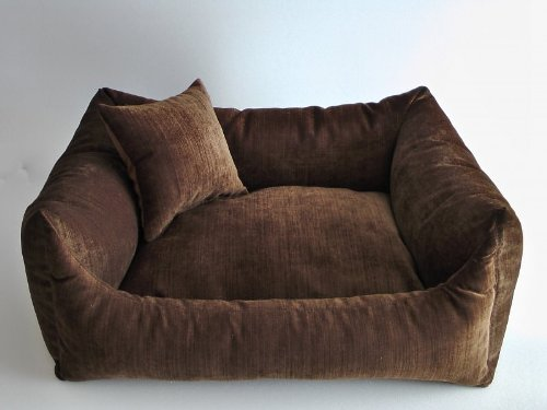 Dog Bed and Cushion Dog Sofa Pet Bed Various Sizes and Colours