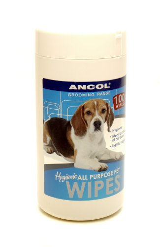 Ancol Hygienic 100 Wipes