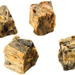 Challenge Jerky Fish Skin Dog Treats Cubes, Medium, 1 Kg