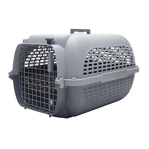 Dogit/ Catit Voyageur 300/ Pet Carrier, Large, 61 x 41 x 37 cm, Cool Grey