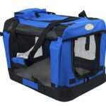 Easipet Fabric Pet Carrier, Small, Blue