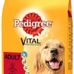Pedigree Dry Dog Food Beef 15kg