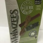 Whimzees 24 Mixed Variety Medium Dog Chews Treats Dental Care Natural Ingredient