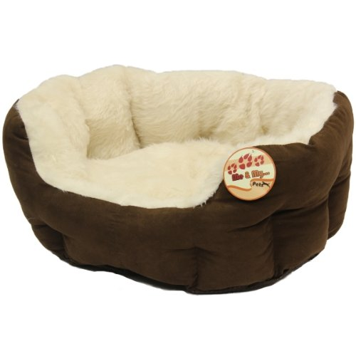 Me & My Extra Small Luxury Plush Pet Bed