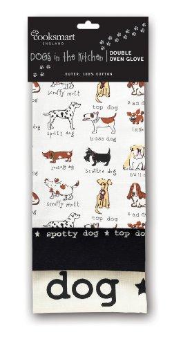 Cooksmart Dogs Premium Tea Towels 3 Pack