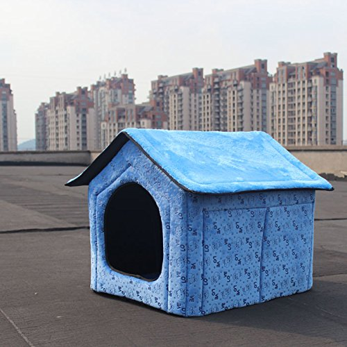 Pet Dog House Large Dog Bed Cat Bed Pet nest Dog kennel
