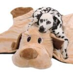 Knuffelwuff Dog Blanket Dog or Reindeer - XXL 120cm x 140cm