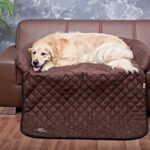 Knuffelwuff Sofa Protection and Dog Mat S to XXL - Black or Brown