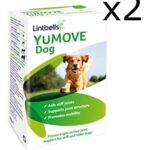 Lintbells YuMOVE Dog Joint Supplement for Stiff and Older Dogs - 240 (2x 120) Tablets