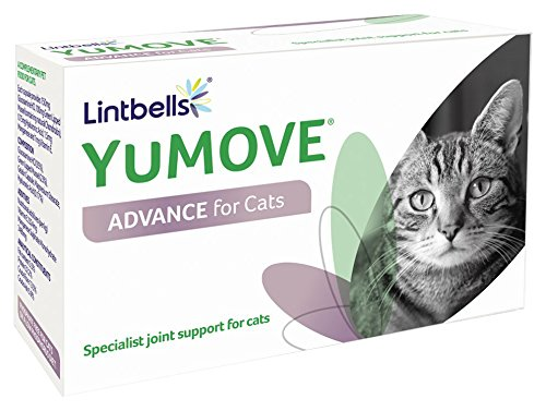 Lintbells YuMOVE Advance for Cats (60 tablets)
